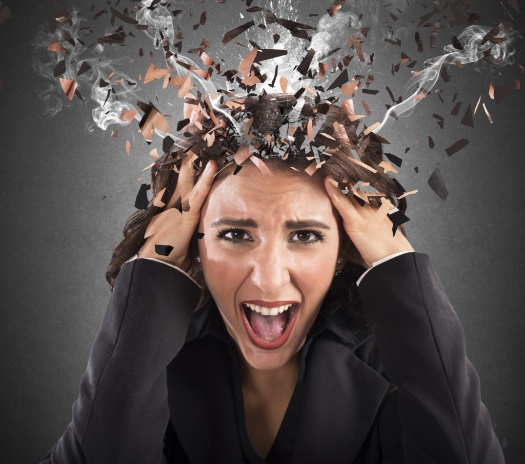 Define Stress