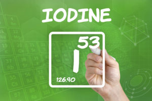iodine, hypothyroid, hypothyroidism, iodine deficiency