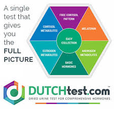DUTCH TEST, Dr LAURA PARIS, FUNCTIONAL MEDICINE