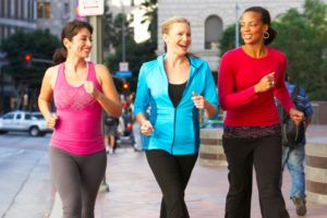 Hot off the Press: Real Exercise Benefits for Real Women
