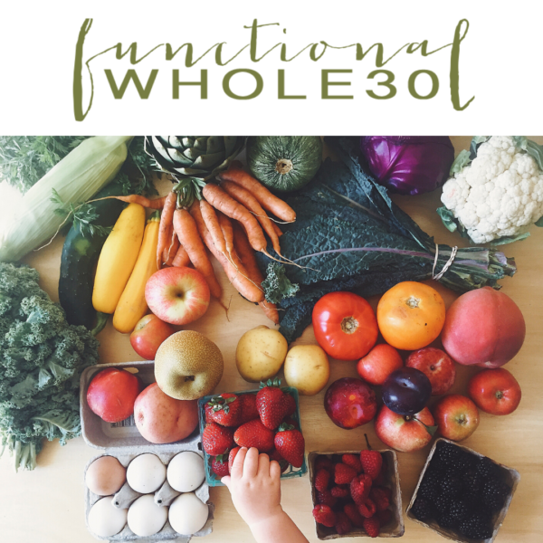 FxWhole30, Whole 30, Paleo, Reset